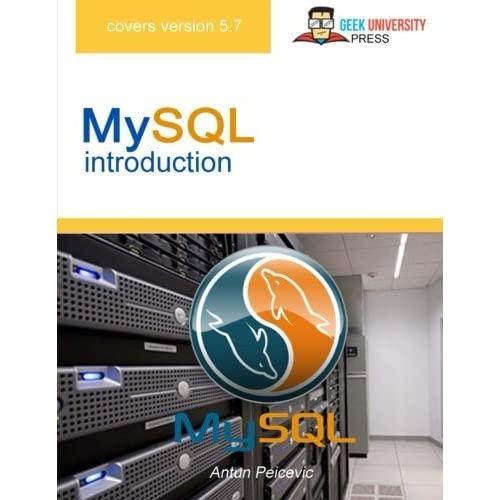 MySQL introduction by Antun Peicevic (2016-03-01)