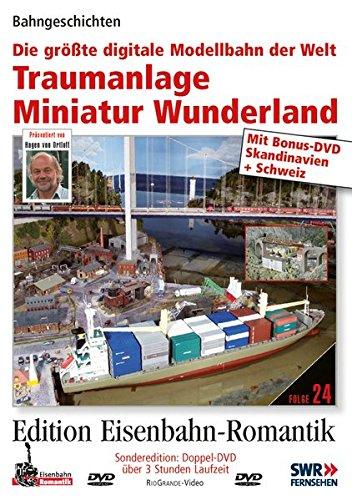 24. Traumanlage Miniatur Wunderland
