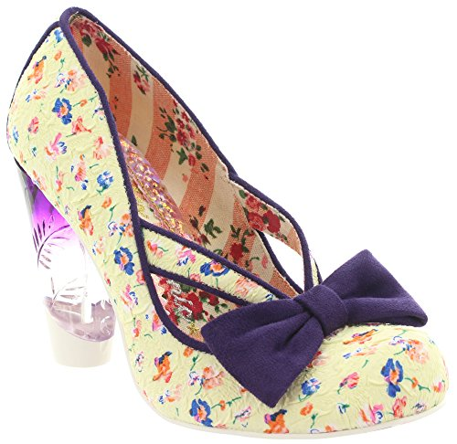 Irregular Choice Pumps HELLO HA 3801-40 Beige