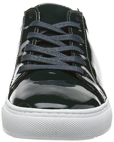 SELECTED FEMME Sfsereena Sneaker Shoe F, Low-Top Sneaker donna Verde (Grün (Dark Green))