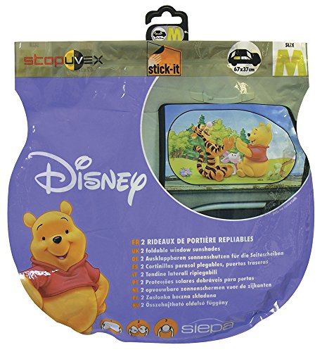 Disney-13026-2-Tendine-Parasole-Laterali-Stopuve-x-Misura-M-2-x-67-x-37-cm-Modello-Winnie