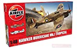Airfix AX5129 Hawker Hurricane MK.I Tropical Kit 1:48 MODELLINO Model Compatible con