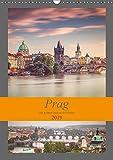 Prag - Die goldene Stadt an der Moldau (Wandkalender 2019 DIN A3 hoch): Ein Streifzug durch die Stadt (Monatskalender, 14 Seiten ) (CALVENDO Orte)