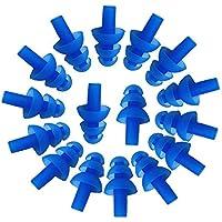 Guyin 16Silikon Ohrstöpsel Soft Ear Plugs Schwimmer Flexible Ohrstöpsel für Schwimmen, werden reduzieren Lärm... preisvergleich bei billige-tabletten.eu