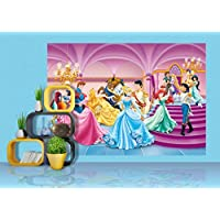 Disney Fotomural Princesas 255 x 180