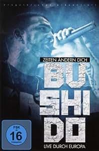 Bushido - Zeiten ändern dich: Live durch Europa (+ Audio-CD) [2 DVDs]