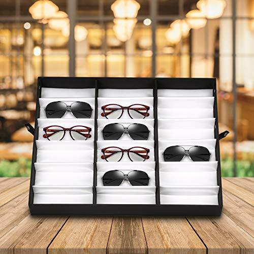 Zoom IMG-3 amzdeal scatola occhiali da 18