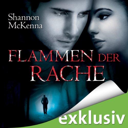 Buchseite und Rezensionen zu 'Flammen der Rache (McCloud Brothers 8)' von Shannon McKenna