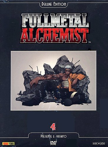 Fullmetal alchemist(deluxe edition)Volume04