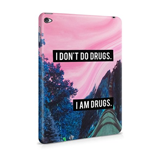 i-dont-do-drugs-i-am-drugs-trippy-acid-tumblr-plastic-tablet-case-cover-shell-for-ipad-mini-4-custod