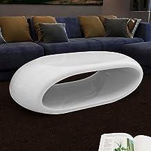 Suchergebnis Auf Amazonde Für Couchtisch Weiß Oval