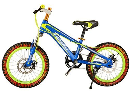 Neue Kinder-Bike Mountain Bike Zwei-Scheiben-Schock 5 - 12 Jahre Altes Pedal Bike , 3