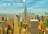 NEW YORK – Famous Views (Wandkalender 2014 DIN A4 quer): Bekannte Ansichten der grandiosen amerikanischen Metropole! (Monatskalender, 14 Seiten)