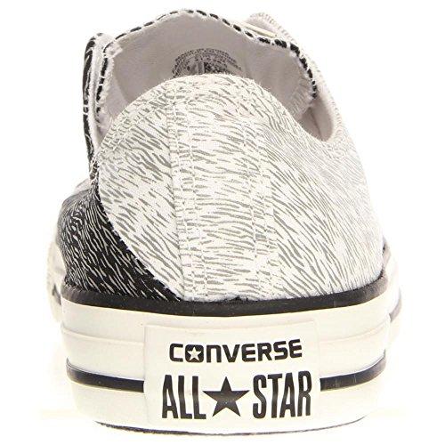 Converse Allstar  AS OX CAN,  Casual Unisex - Erwachsene Weiß / Schwarz