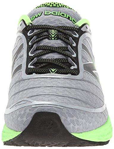 New Balance M980 D V2, Chaussures de running homme Gris - Grau (GG2 GREY/GREEN)