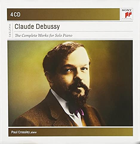 Debussy : The Complete Works for Solo Piano