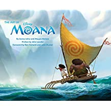 Art of Moana (The Art of)