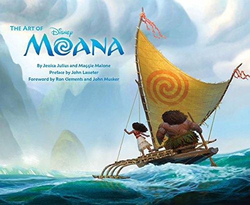 Art of Moana (Disney Pixar) por Vv.Aa.