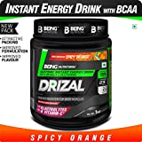 BEING NUTRITIONS Instant Energy Drink with Bcaas Drizal (1kg/2.2lbs, Spicy Orange)