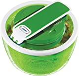 Zyliss E15721 - Centrifuga per Insalata Smart Touch, Diametro: 21 cm, Colore: Verde