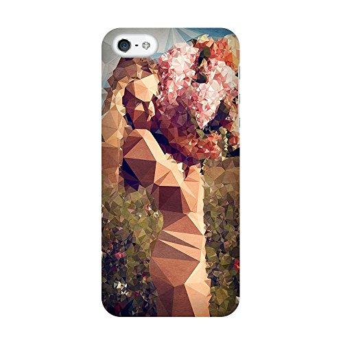 iPhone 5C Coque photo - JEUNE FILLE