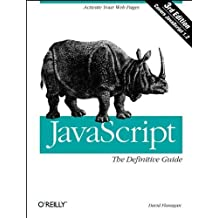 JavaScript: The Definitive Guide 3rd edition by Flanagan, David (1998) Taschenbuch