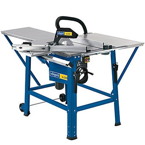 Preisvergleich Produktbild Scheppach Tischkreissäge ts 310 mit Schiebeschlitten, 1 Stück, 4901305901