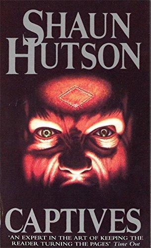 Captives by Shaun Hutson (1992-09-24)