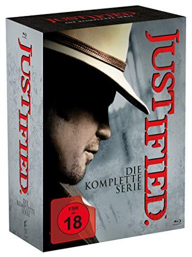 Justified - Die komplette Serie (18 Discs) [Blu-ray] (Die Breaking Bad Komplette Serie)