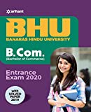 BHU Banaras Hindu University B.Com Entrance Exam 2020
