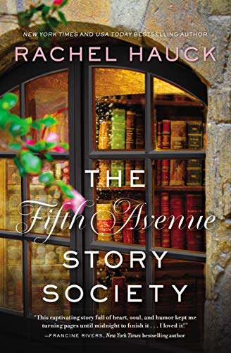 The Fifth Avenue Story Society (English Edition)
