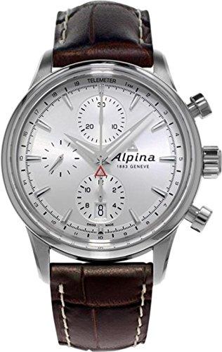 Alpina Geneve Alpiner Chronograph Cronógrafo Automático para hombres muy deportivo
