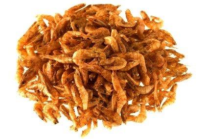 "Garnelen (River Shrimps) Koifutter, Reptilienfutter von""Warnick´s Tierfutterservice"" (7.000ml)"
