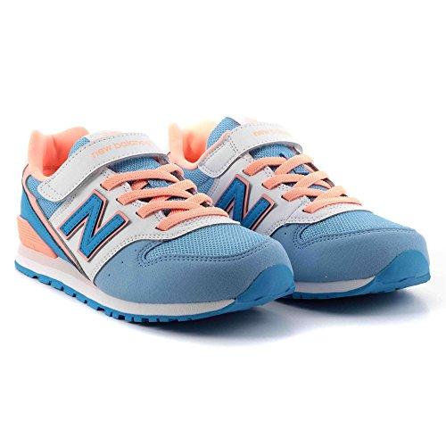 Sneaker New Balance KV996 ALY Hellblau