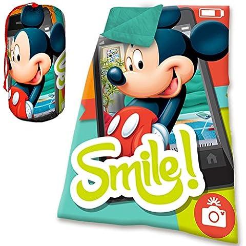 Mickey Mouse - Saco de Dormir