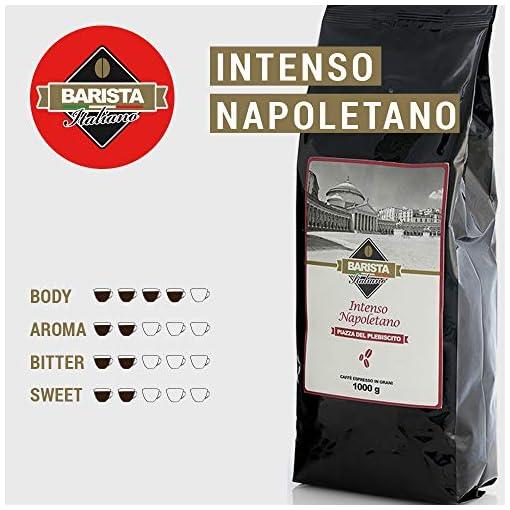 Barista Italiano 1KG Coffee Beans