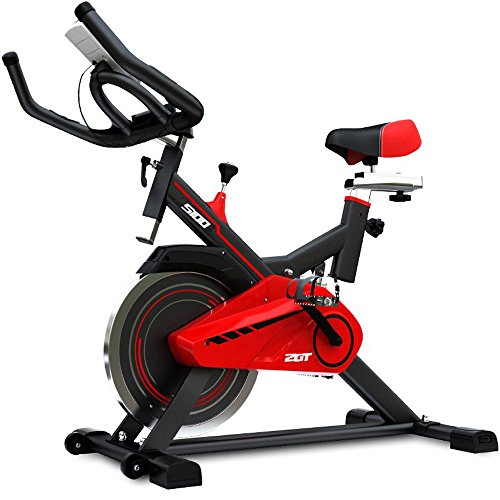 Fitnessform ZGT S100 Indoor Cycling Exercise Bike Fitness Cardio Spinning Workout 2018 Edition