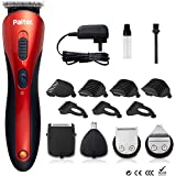 Paiter Grooming Kit Hair Beard Trimmer Clipper Razor Shaver Electric Nose & Ear Trimmer GF669 All In One Rechargeable...