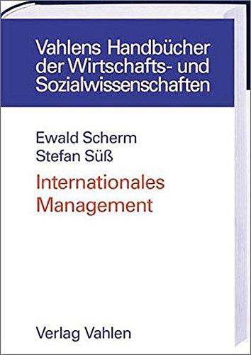 Internationales Management: Eine funktionale Perspektive