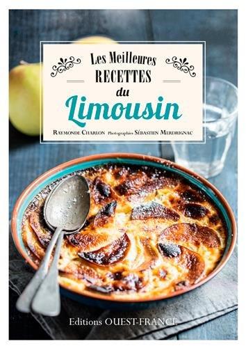 Meilleures recettes du Limousin par Raymonde Charlon