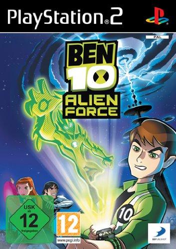 Ben 10: Alien Force (Ben 10 Alien Force Ps2)