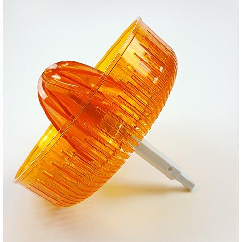 Cono de presión Bosch naranja para exprimidor MUZ5ZP1,adecuado para MUM5