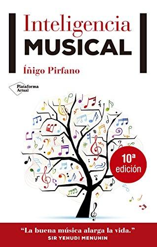 Descargar Libro Inteligencia Musical de Íñigo Pirfano Laguna