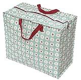 LS Design XXL Jumbo Bag Einkaufstasche Shopper Riesentasche Tasche Allzwecktasche Recycled Hellblau