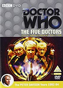 Doctor Who - The Five Doctors 25th Anniversary Edition [2 DVDs] [UK Import]