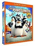 Los Pingüinos De Madagascar (BD 3D + 2D) [Blu-ray]