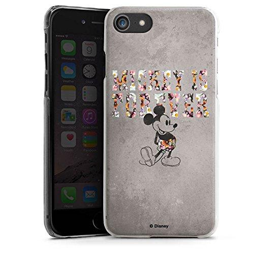 Apple iPhone 8 Silikon Hülle Case Schutzhülle Disney Mickey Mouse Geschenke Merchandise Hard Case transparent