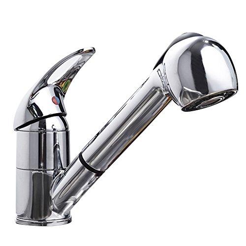 Baytter - Miscelatore per rubinetto, per cucina, bagno, lavabo