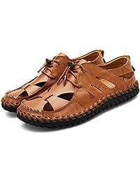 ZXCV Zapatos al aire libre El agujero respirable al aire libre de los hombres calza los