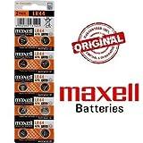 Blister Original De 10x Pilas De Boton Maxell V LR44 A76 RW82 AG13 V13GA LR0044 Envio 48/72H...